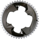 SRAM Force AXS 2X12 107BCD Chainring Polar Grey, 48T, 12 SPD, 107BCD, Use With 35T