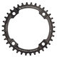 Wolf Tooth 120 Bcd X 36T Chainring Black, 36T