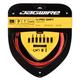 Jagwire 1x Pro Shift Kit Stealth Black, Road/MTB, Shim/SRAM, 2800mm Cable