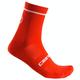 Castelli Entrata 13 Socks Men's Size XX Large in Red