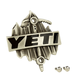 Yeti New School Head Badge