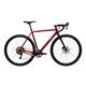 VAAST A/1 700c GRX Bike 2020 Gloss Berry Red, X-Large (58cm)