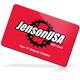 JensonUSA $45 Money Card