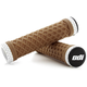 Odi Vans Limited Edition Lock on Grips Gum, Checkered Clamps