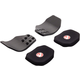 Vision Multi Deluxe Armrest/Plates/Pads