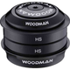 Woodman Axis-Headshok SPG Headset