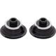 SRAM Rise 40 Front QR Axle End Caps
