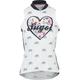 Sugoi Women's I Heart Bikes S/L Jersey
