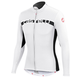 Castelli Prologo 4 Long Sleeve FZ Jersey
