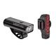 Lezyne Macro Drive 600Xl/Strip Pro Pair