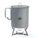 Esbit Titanium Cooking Pot, 750ML