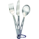 Optimus Titanium Cutlery 3-PIECE Set