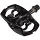 ISSI Trail III Mountain Bike Pedals Black