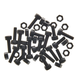 Deity Compound Pedal Pin Kit
