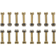 Odyssey JC/PC  Set Of 16 Pins & Nuts