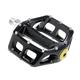 Dmr V12 Mag Platform Pedals Platform Black, 9/16