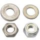 Silca 73.6 Metal Nut & Washer Plunge