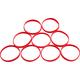 Rockshox Bottomless Ring Kit Monarch / Vivid Air, 9 Pieces