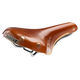 Brooks Swift Chrome Steel Rail Saddle