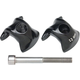 Ritchey 1-Bolt Seatpost Clamp Kit 7X9.6mm Rails Black, for Alloy Post
