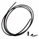 Rockshox Reverb Replacement Hose White, Includes Barb and Strain Relief