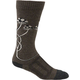 Surly Bob's Mushroom Patch Tall Sock
