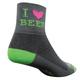 Sockguy I Heart Beer Socks