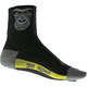 Sockguy Silverback Cycling Socks Men's Size Large/Extra Large in Black
