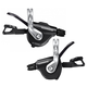 Shimano SL-RS700 2X11 Shifter Set