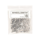 Wheelsmith Brass Spoke Nipples 50 Bag
