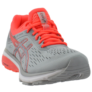 ASICS GT-1000 7 Grey Womens Lace Up