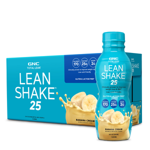 gnc lean shake 25 rezultate de pierdere în greutate