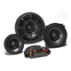 Morel Hybrid Integra 602 6-1/2 2-Way Coaxial Speakers with External Crossovers