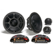 Morel Hybrid 602 6-1/2 2-Way Component Speakers