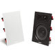 Bose Virtually Invisible 891 In-Wall Speakers - Pair (White)