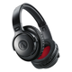 AudioTechnica SonicFuel CB Headphones Black