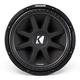Kicker 43C154 Comp 15 250-Watt 4-Ohm Subwoofer