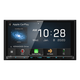 Kenwood DNX997XR 6.8 CD/DVD Garmin Navigation Touchscreen Receiver w/ Apple CarPlay and Android Auto