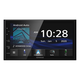 Kenwood DMX4707S 6.8 Digital Media Touchscreen Receiver w/ Apple CarPlay and Android Auto