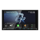 Kenwood DMX957XR 6.8 Digital Media Touchscreen Receiver w/ Apple CarPlay and Android Auto