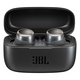 JBL Live 300 TW True Wireless Earbuds with Voice Assistant (Black)