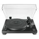 AudioTechnica AT-LPW50PB Fully Manual Belt-Drive Turntable (Piano Black)
