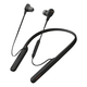 Sony WI1000XM2B Neckband Earbuds with Digital Noise Cancelation and Dual Noise Sensor Technology (Black)