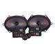 Kicker 47KSS6804 6x8 KS-Series 2-Way Component Speakers
