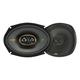 Kicker 47KSC69304 6x9 KS-Series 3-Way Coaxial Speakers