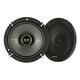 Kicker 47KSC6504 6-1/2 KS-Series 2-Way Coaxial Speakers