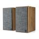 Klipsch The FIVES Powered Bookshelf Speakers - Pair (Walnut)