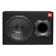 JBL BassPro 12 Car Audio Powered 12 Subwoofer System with Slipstream Port Technology