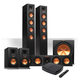 Klipsch Reference Premiere HD Wireless 5.1 Speaker System with HD Control Center