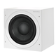 Bowers & Wilkins ASW610 600 Series 10 Subwoofer (White)